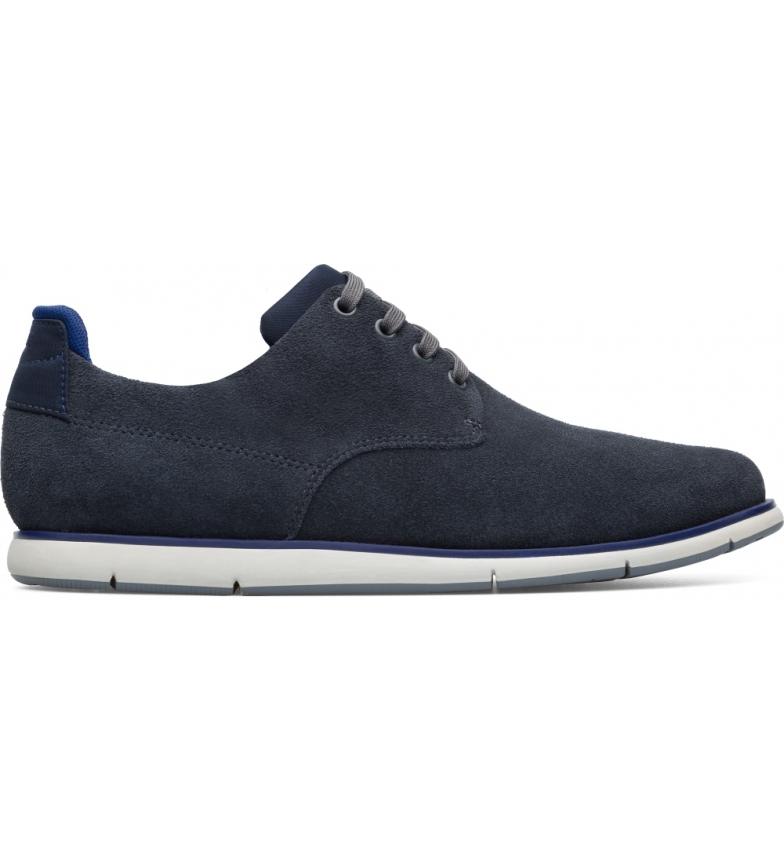 Comprar CAMPER Chaussures en cuir Smith navy