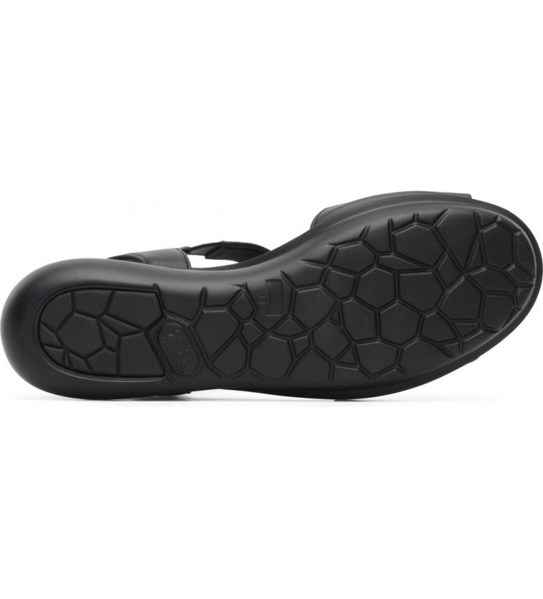 Comprar CAMPER Sandálias de couro balão preto - altura do couro: 5,1cm