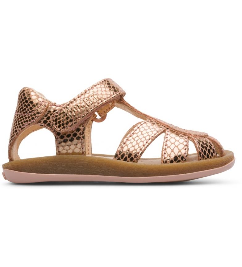 Comprar CAMPER Bicho FW pink leather sandals