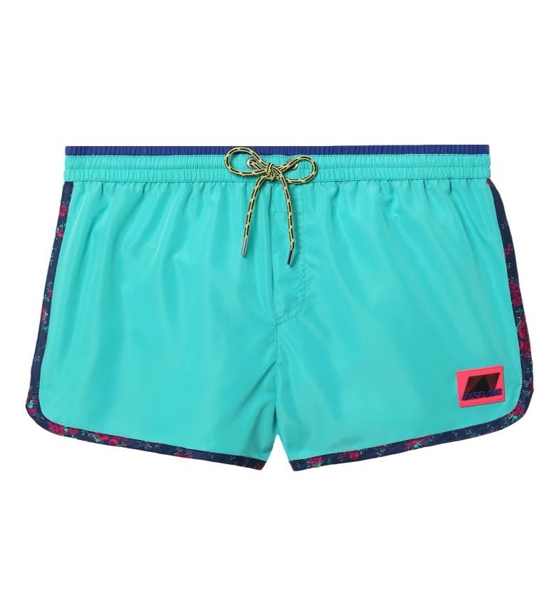 Comprar Diesel Bmbx-Reef-30 swimsuit turquoise