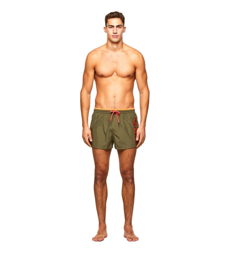Comprar Diesel Bmbx-Sandy swimsuit 2.017 logo khaki