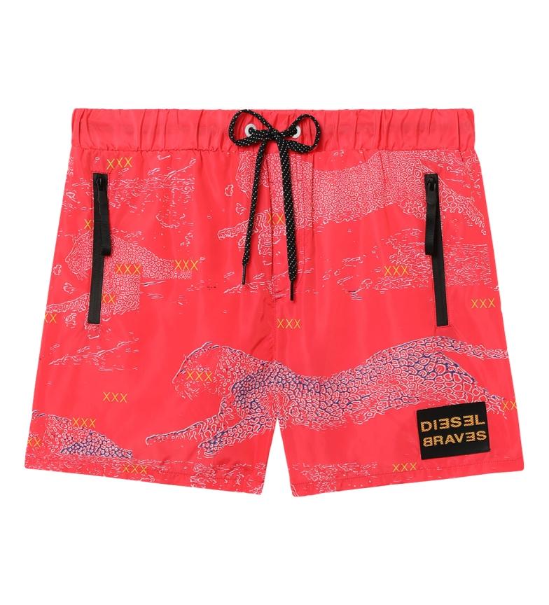 Comprar Diesel Bmbx-Wave 2.017 swimsuit tiger pink, white