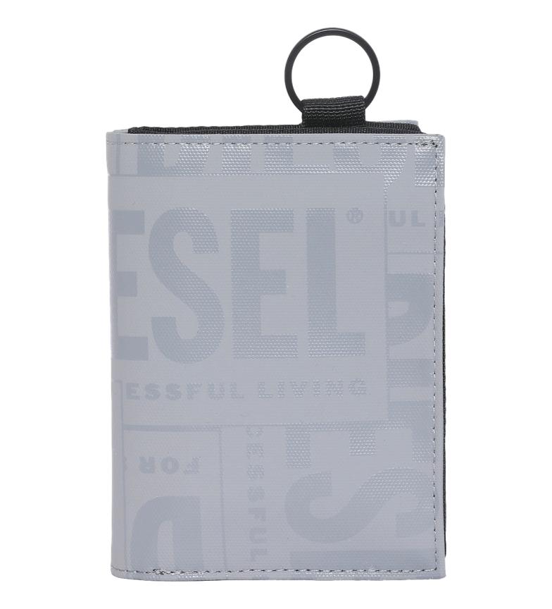 Comprar Diesel Porte-monnaie Yoshi II gris -13,5x11x4cm