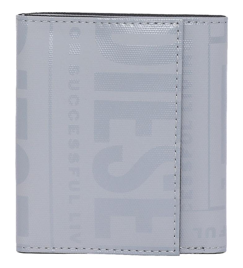 Comprar Diesel Portafoglio Yoshino Loop II grigio -11x10x2,5cm-