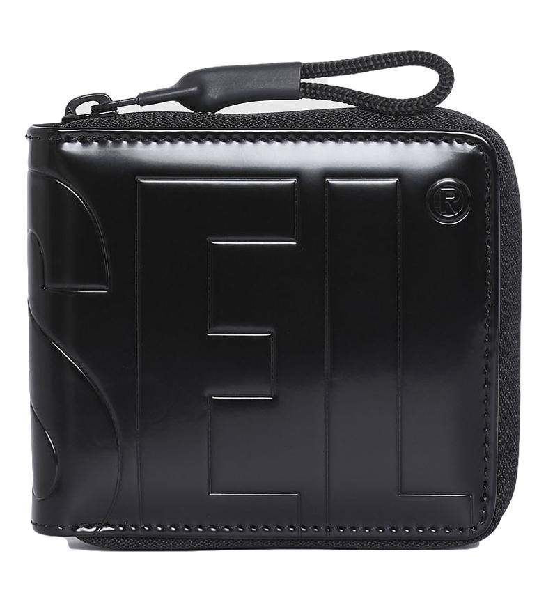 Comprar Diesel Portafoglio Zippy Hiresh S II nero -11,5x9,5x2cm-
