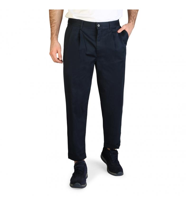 Comprar Armani Exchange Trousers 3ZZP06_ZNBZZ navy