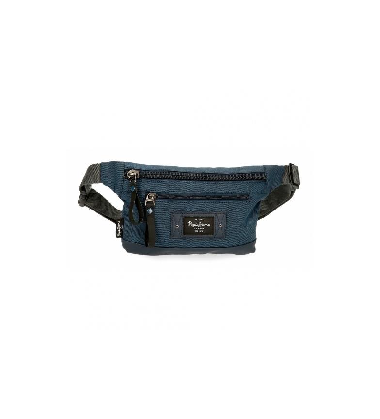 Comprar Pepe Jeans Bum Bag Pequeno Vivac azul -23x15x2,5cm