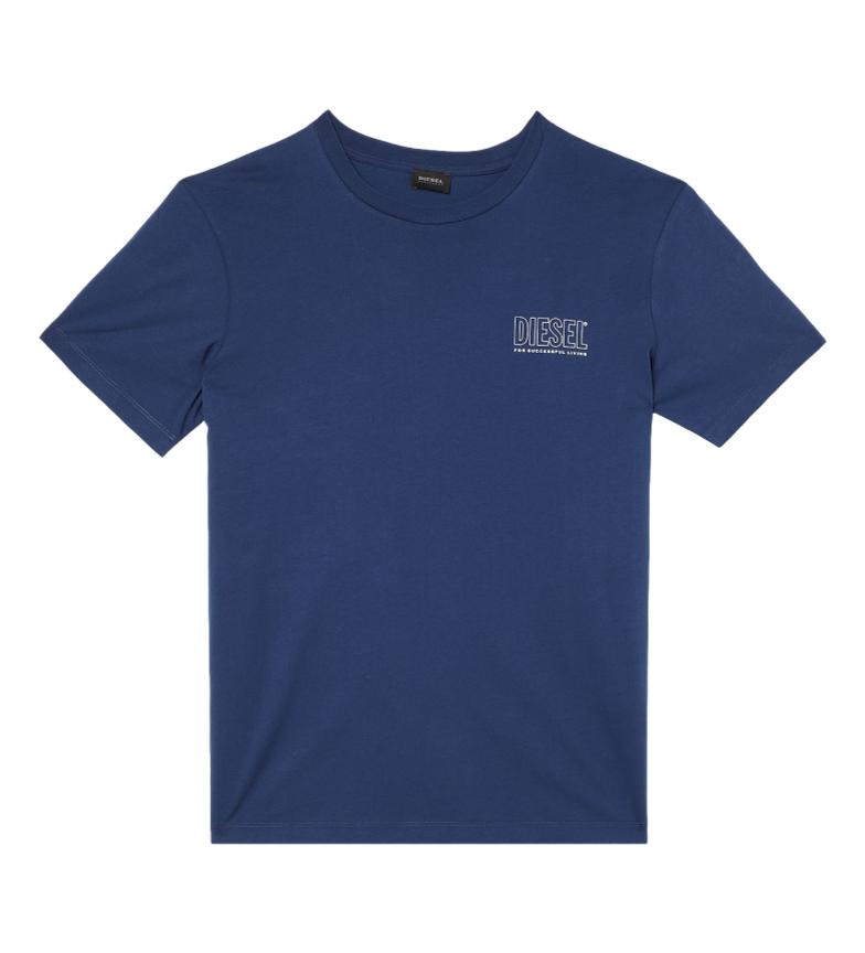 Comprar Diesel Camiseta Umlt-Jake azul