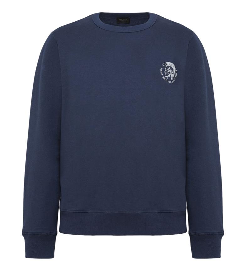 Comprar Diesel Sweatshirt Umlt-Willy azul
