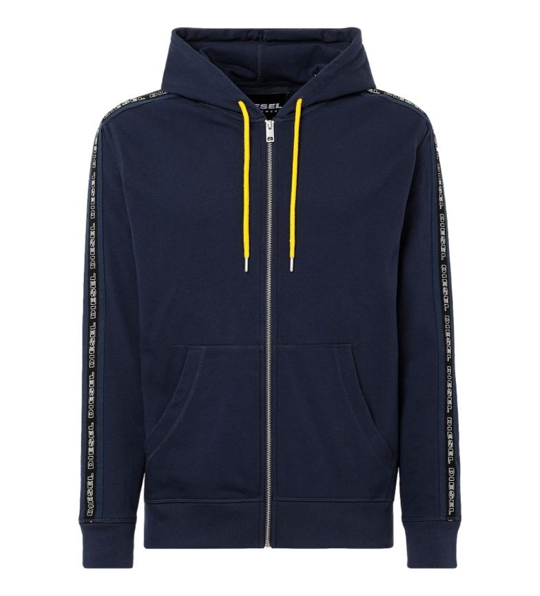 Comprar Diesel Umlt-Brandon-Z navy sweatshirt
