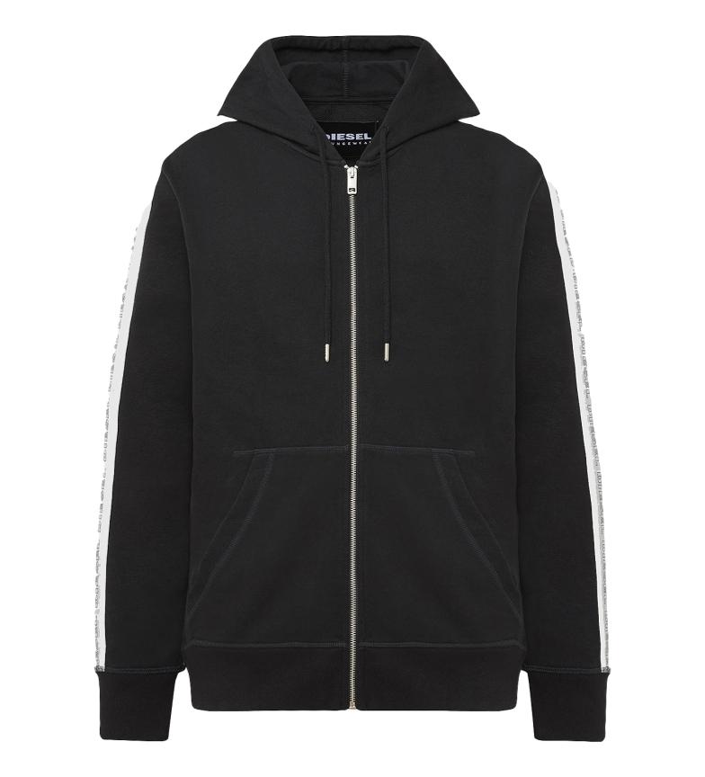 Comprar Diesel Sweatshirt Umlt-Brandon-Z black
