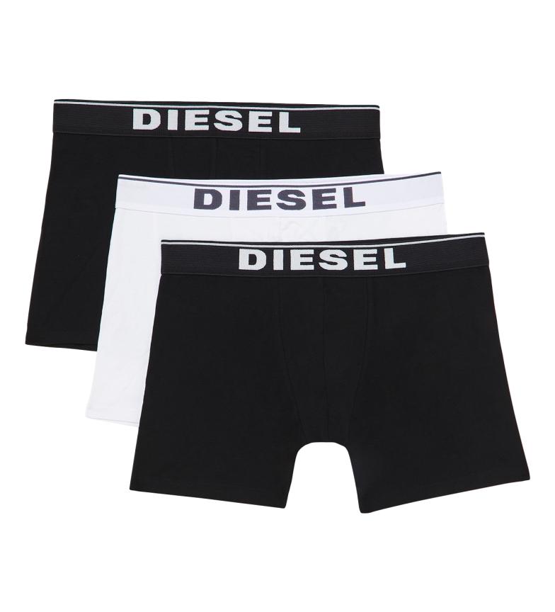 Diesel Boxer Umbx-Sebastian neri, bianchi, neri