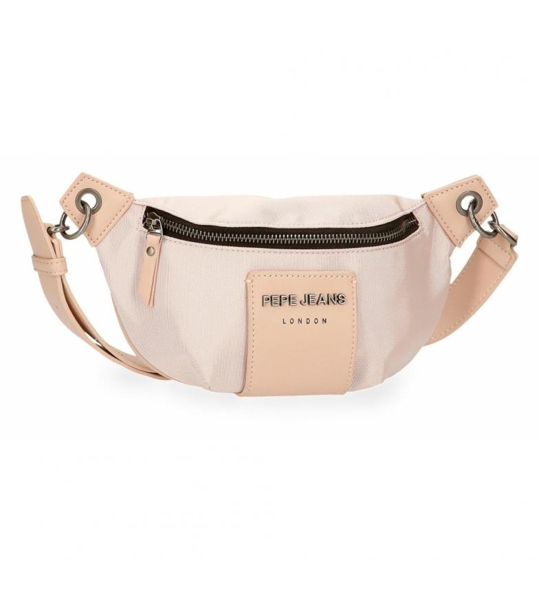 Comprar Pepe Jeans Mia fanny pack -28x12x6cm- nude