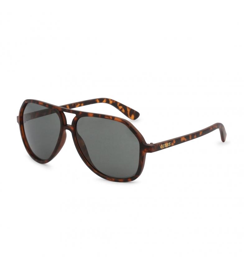 Guess Óculos de sol GF0217 castanho