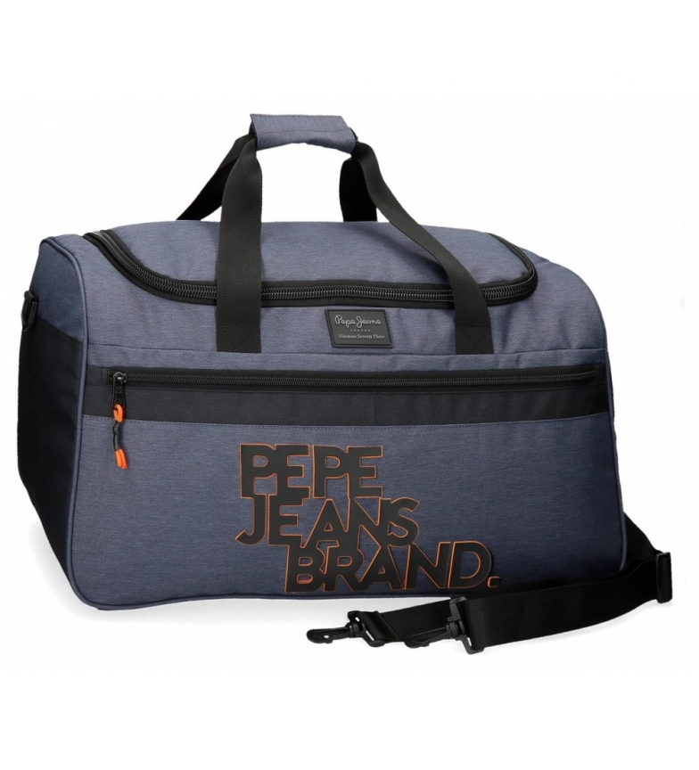 Comprar Pepe Jeans Bolso de viaje  Troy -52x29x29cm- azul