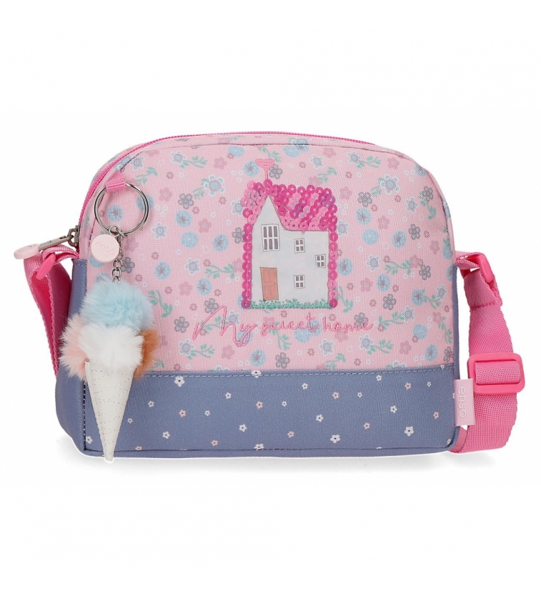 Comprar Enso Sac messager My Sweet Home -20,5x16x6 cm- rose