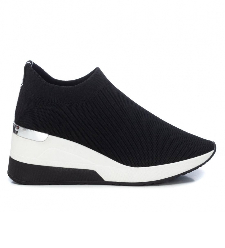 Comprar Xti Shoes 035659 black -height wedge 7cm