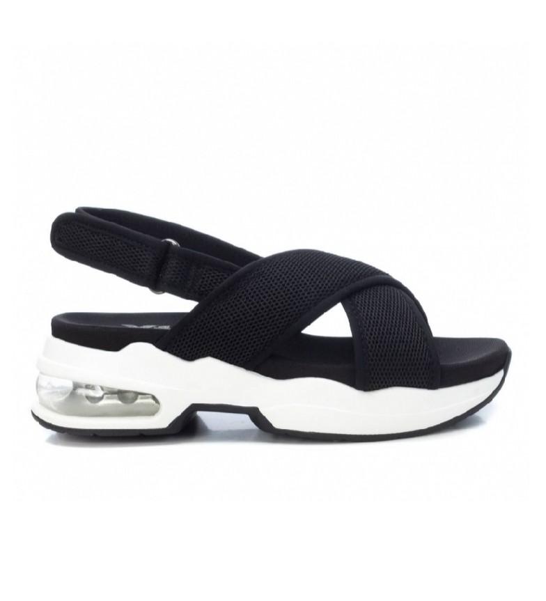 Comprar Xti Sandálias 042752 preto -Altura da plataforma: 5 cm