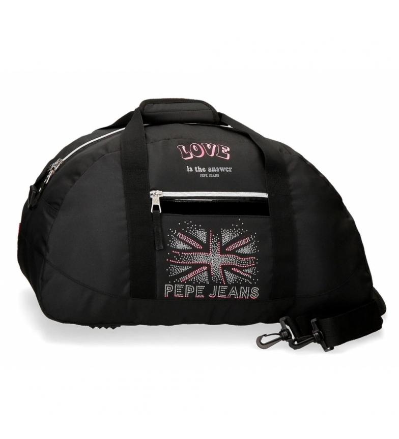 Comprar Pepe Jeans Ada Travel Bag black -50x27x20cm