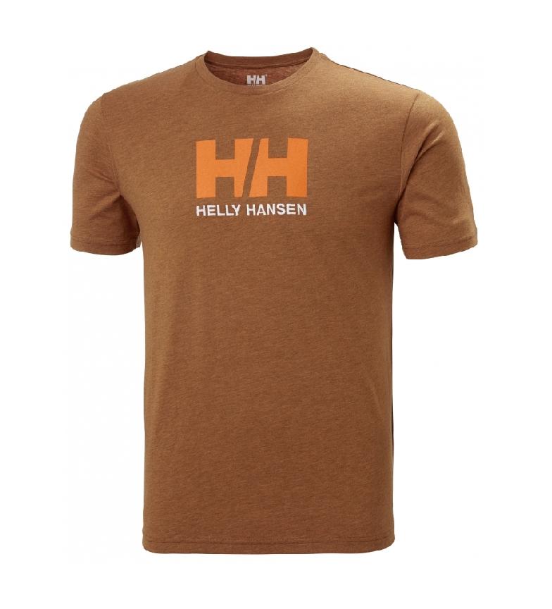 Comprar Helly Hansen HH Logo T-shirt brown