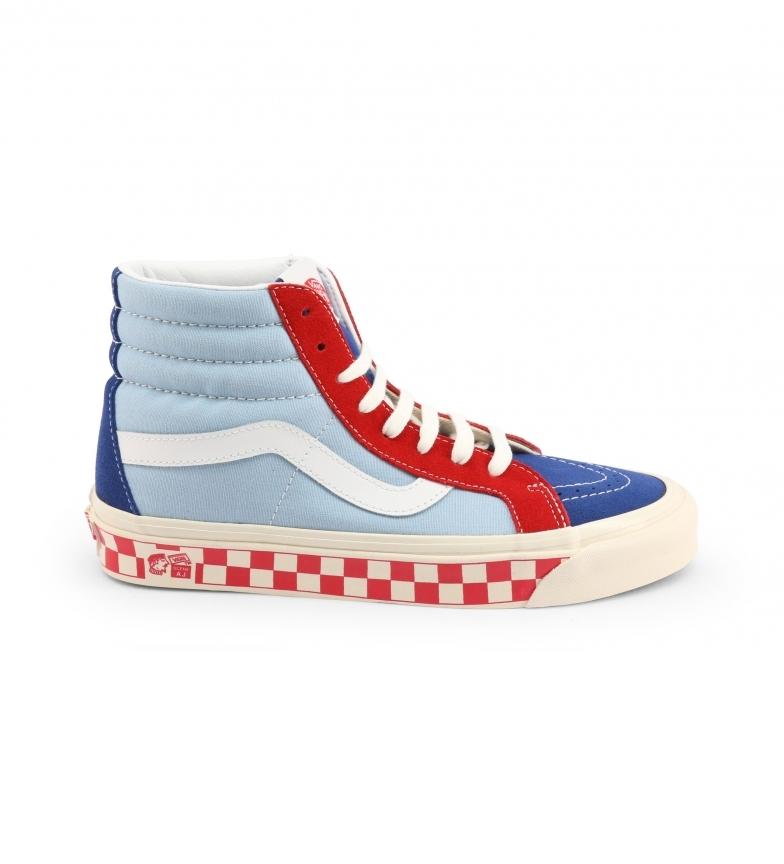 Comprar Vans Sneakers SK8-HI_VN0A38 azul