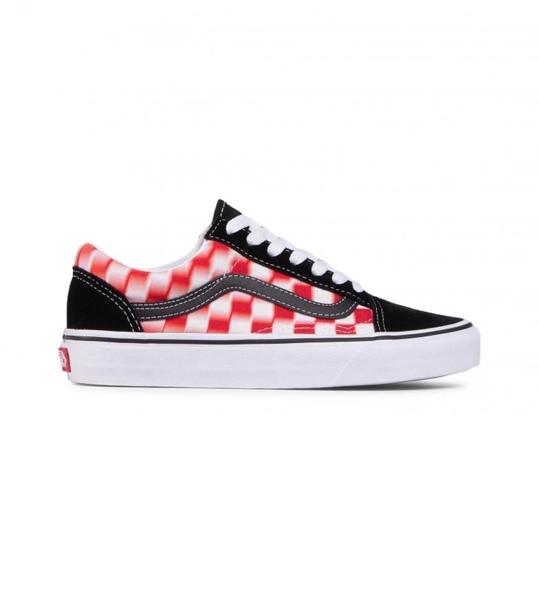 Comprar Vans Sneakers OLD-SKOOL_VN0A4U3B vermelho