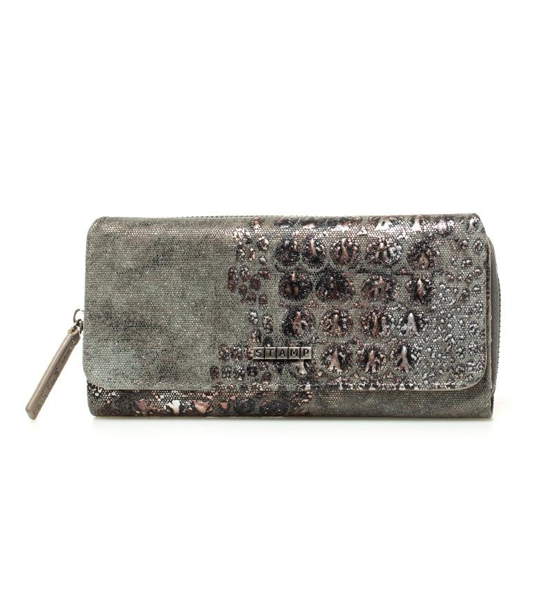 Comprar Stamp Billetero Deneb kaki -10x20x3cm-