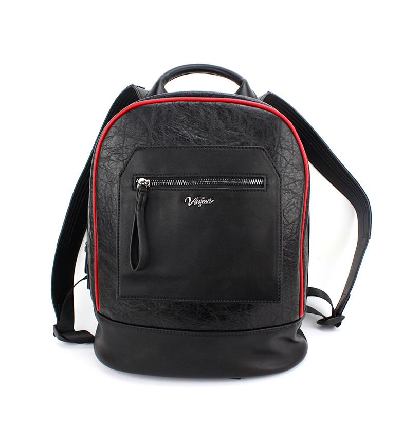 Comprar Vogue Streetwear backpack black -32x28x14cm