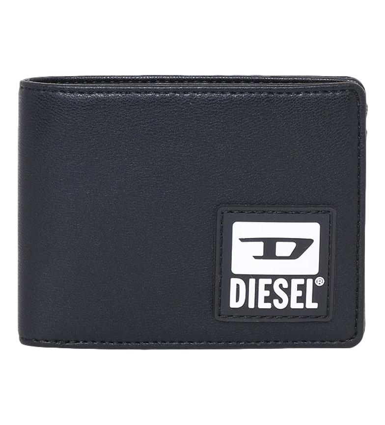 Comprar Diesel Porte-monnaie Neela XS logo noir en relief -11x9x2cm