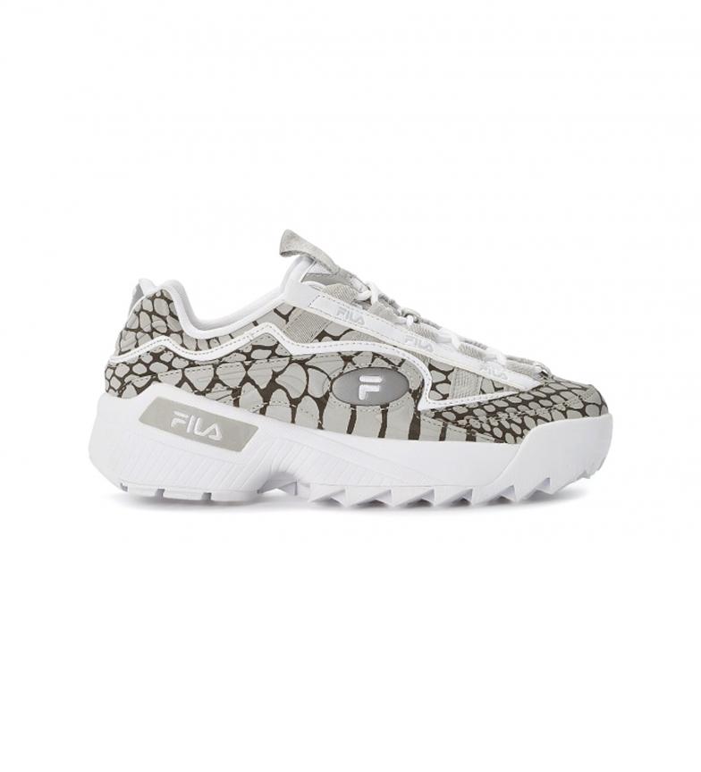Comprar Fila Zapatillas D-Formation R gris -altura plataforma: 5cm-
