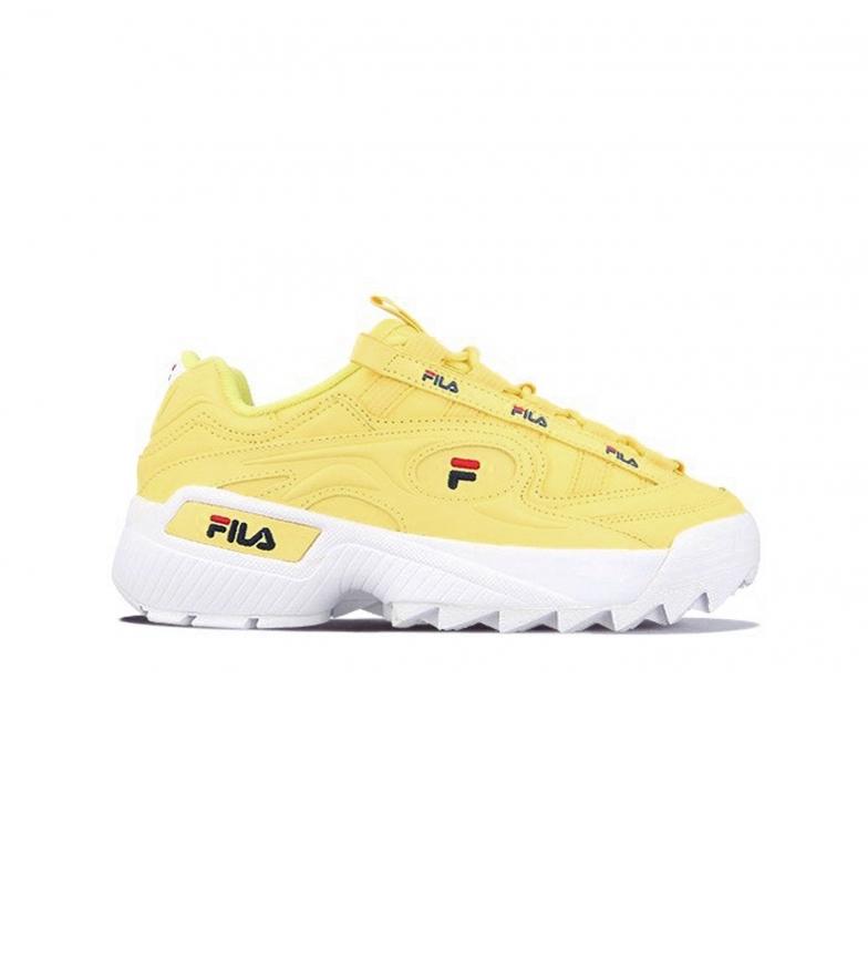 Comprar Fila Sneakers D-Formation black -platform height: 5cm