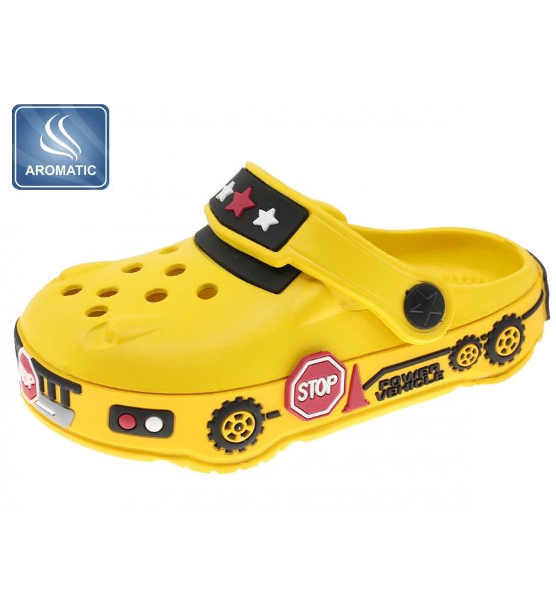 Comprar Beppi Sabots 2185062 jaune