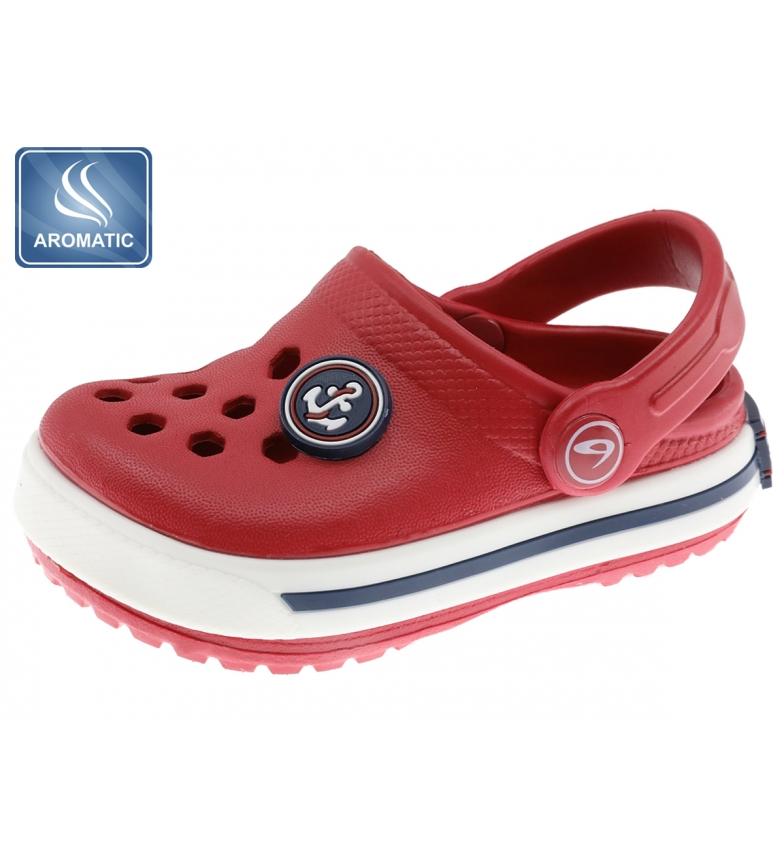 Comprar Beppi Clogs 2182793 rojo