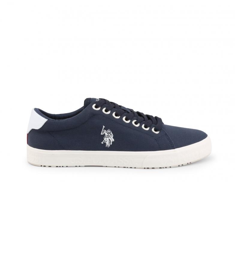 Comprar U.S. Polo Assn. MARCS4082S0_CY1 navy lace-up sneaker