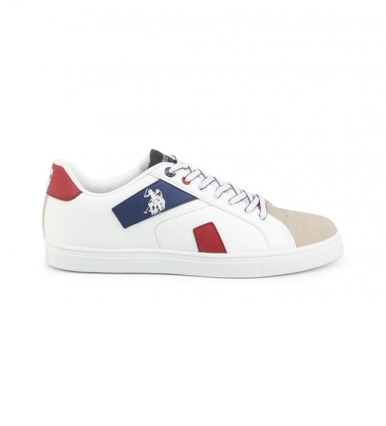 Comprar U.S. Polo Assn. Sneakers laces FETZ4136S0 white