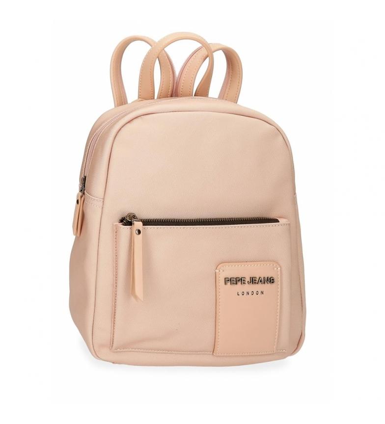 Comprar Pepe Jeans Borsa zaino Mia -24x28x10cm- rosa