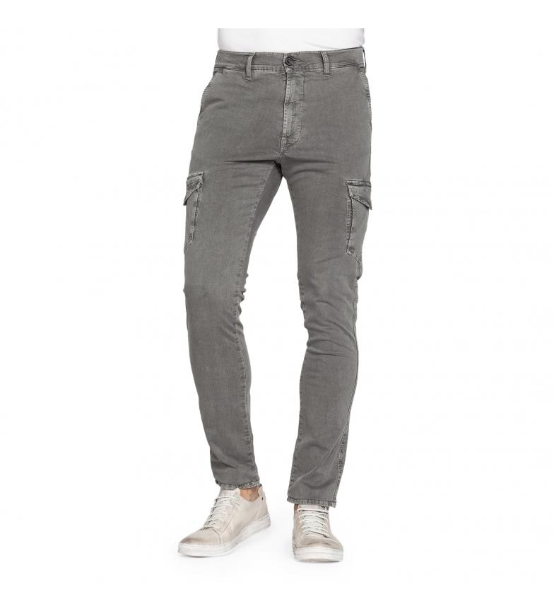 Comprar Carrera Jeans Pantalon poches latérales 619S-842X gris
