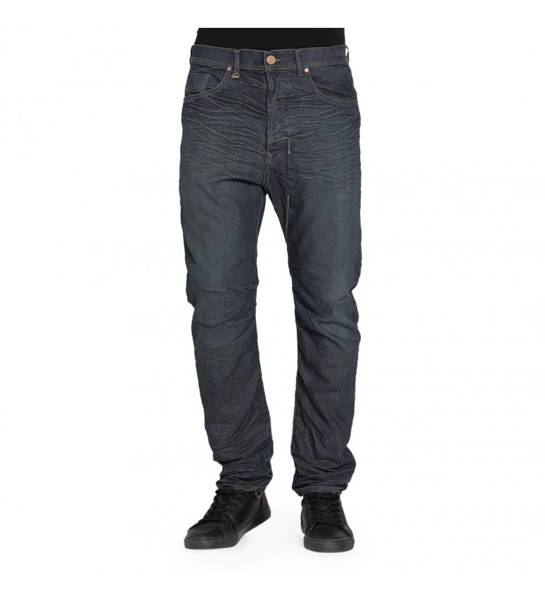 Carrera Jeans Calças de ganga P747A-980A azul