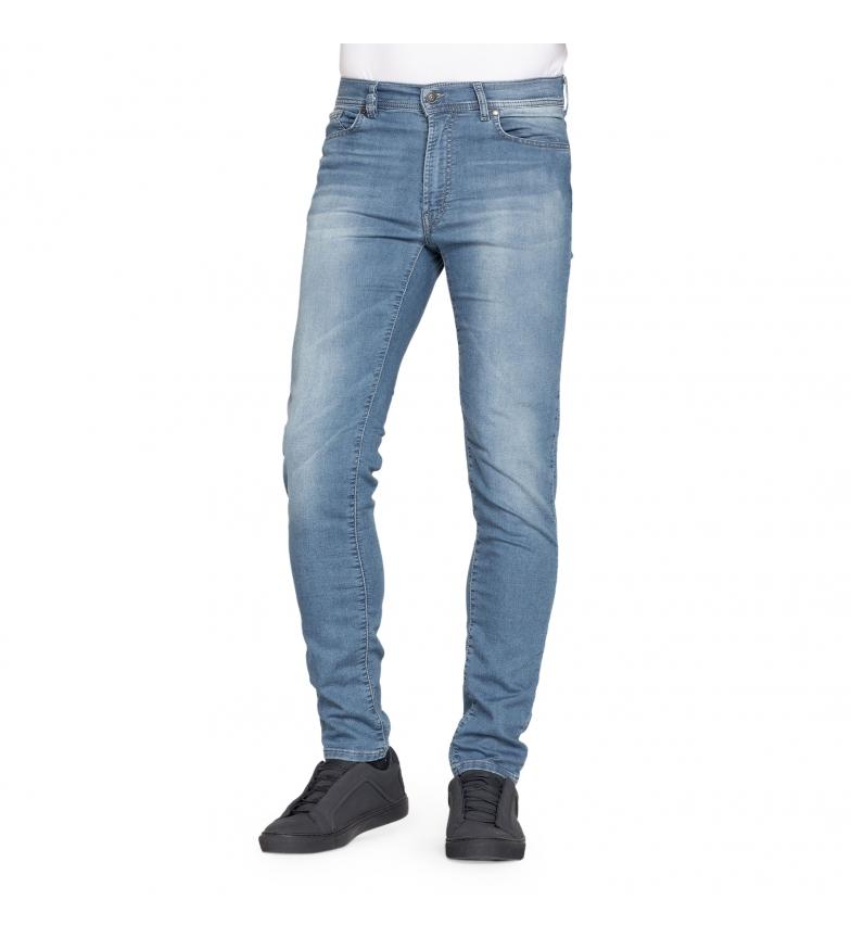 Carrera Jeans Pantalón vaquero T707M_0900A azul