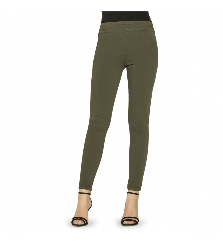 Comprar Carrera Jeans Pantaloni / legging 787-933SS verdi