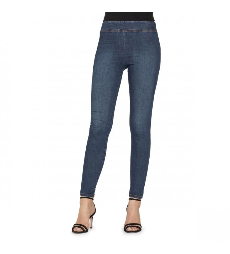 Comprar Carrera Jeans Pantaloni jeans / lLeggings 787L-833SS blu