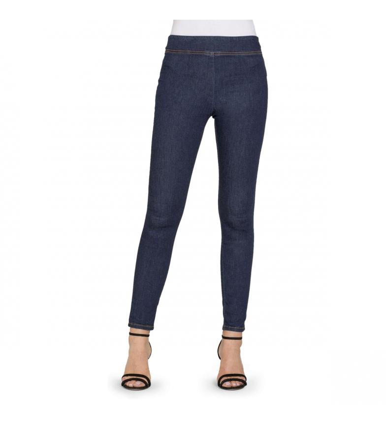 Comprar Carrera Jeans Pantalon/leggings en denim787L-833SS bleu