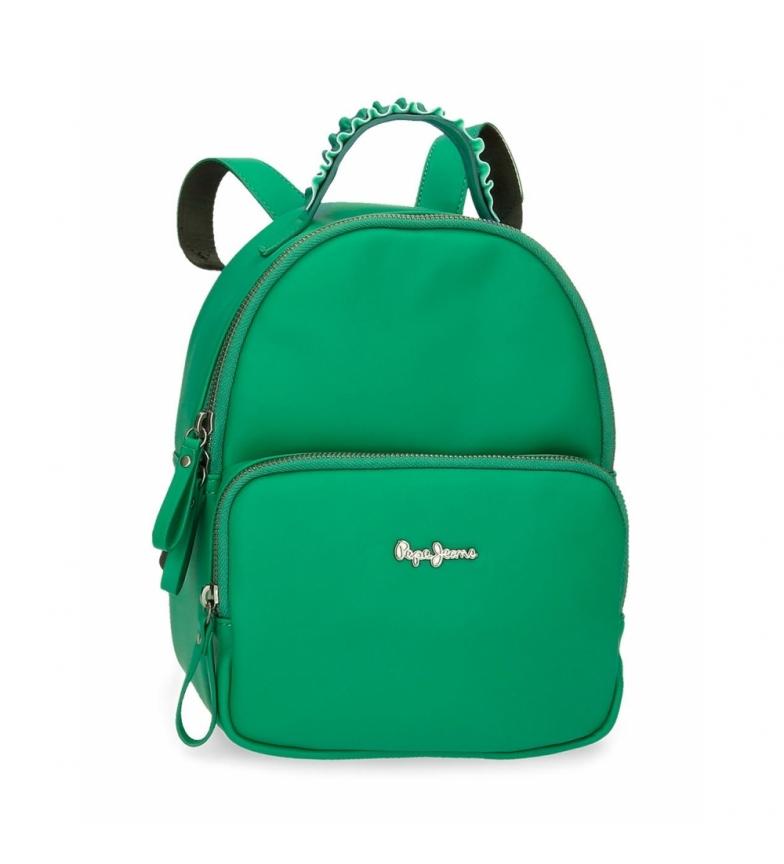 Comprar Pepe Jeans Borsa zaino Aina -20x26x10cm- verde