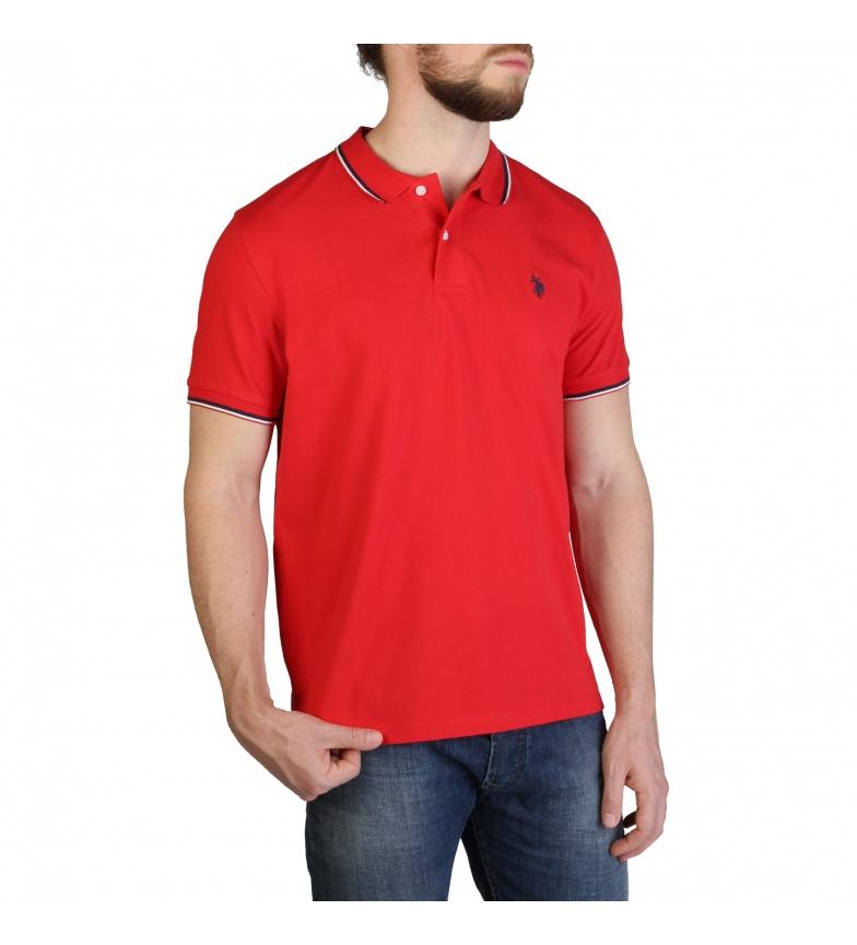 Comprar U.S. Polo Assn. Pólo 59619 vermelho