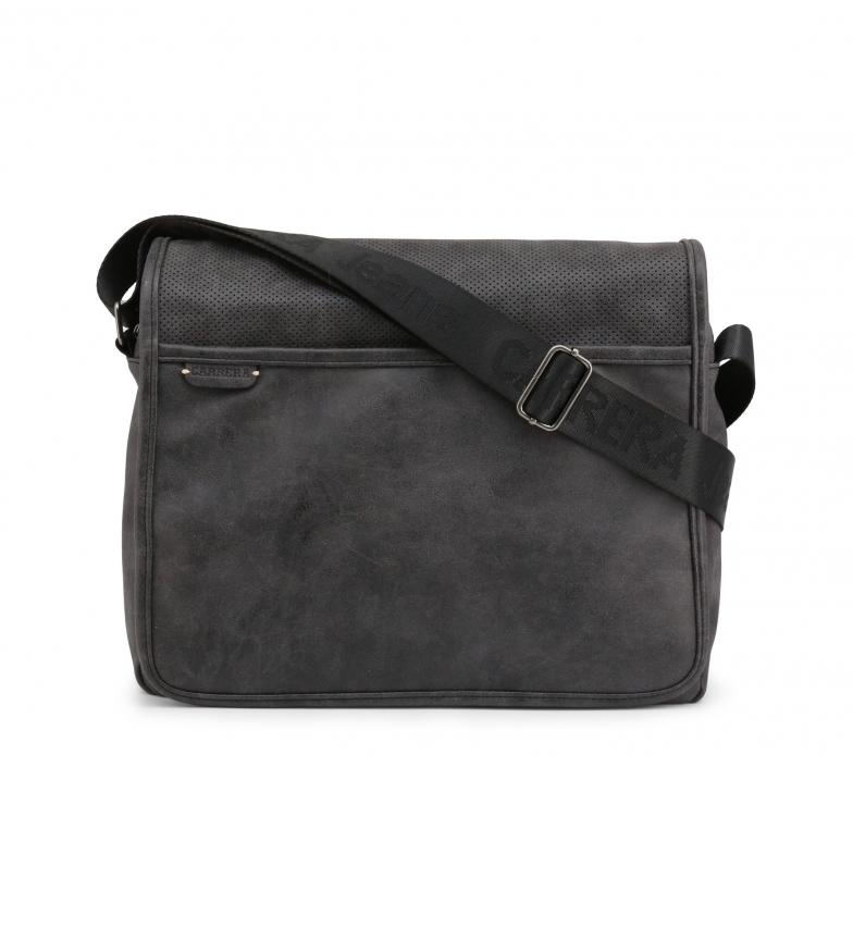 Carrera Jeans Briefcase World_CB4384 nero -33x28x12cm-