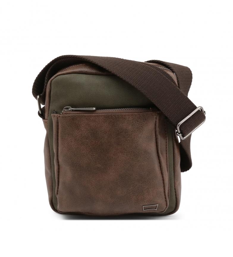 Comprar Carrera Jeans Murphy Shoulder Bag_CB4461 brown -17x20x8.5cm