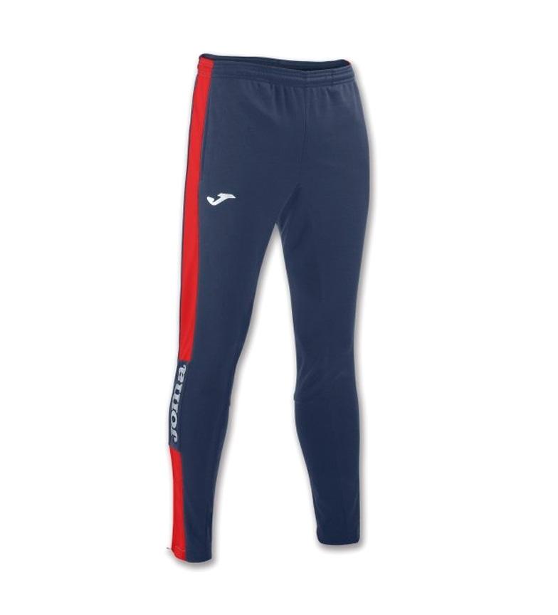 Comprar Joma  LONG CHAMPION IV MARINO-RED LONG PANTS