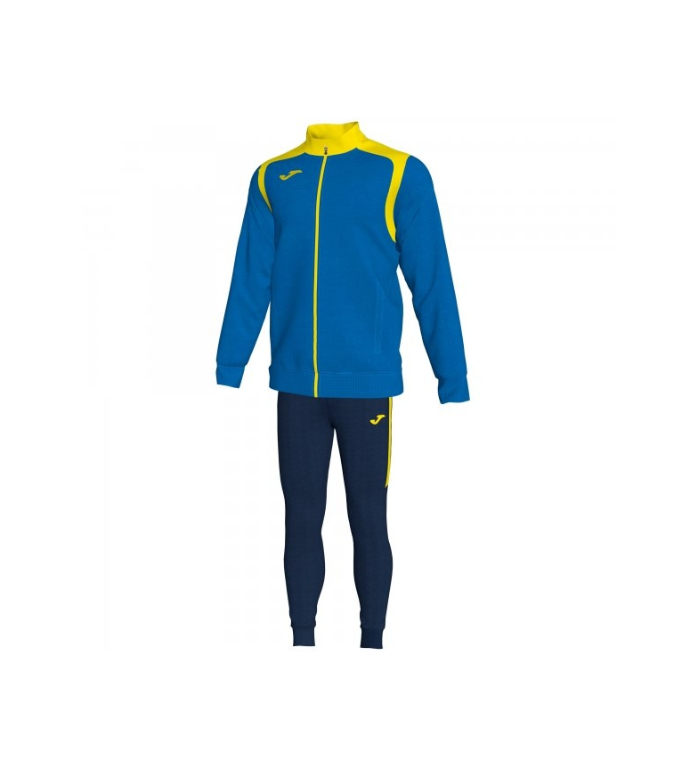 Comprar Joma  Champion V Track Suit blue, yellow