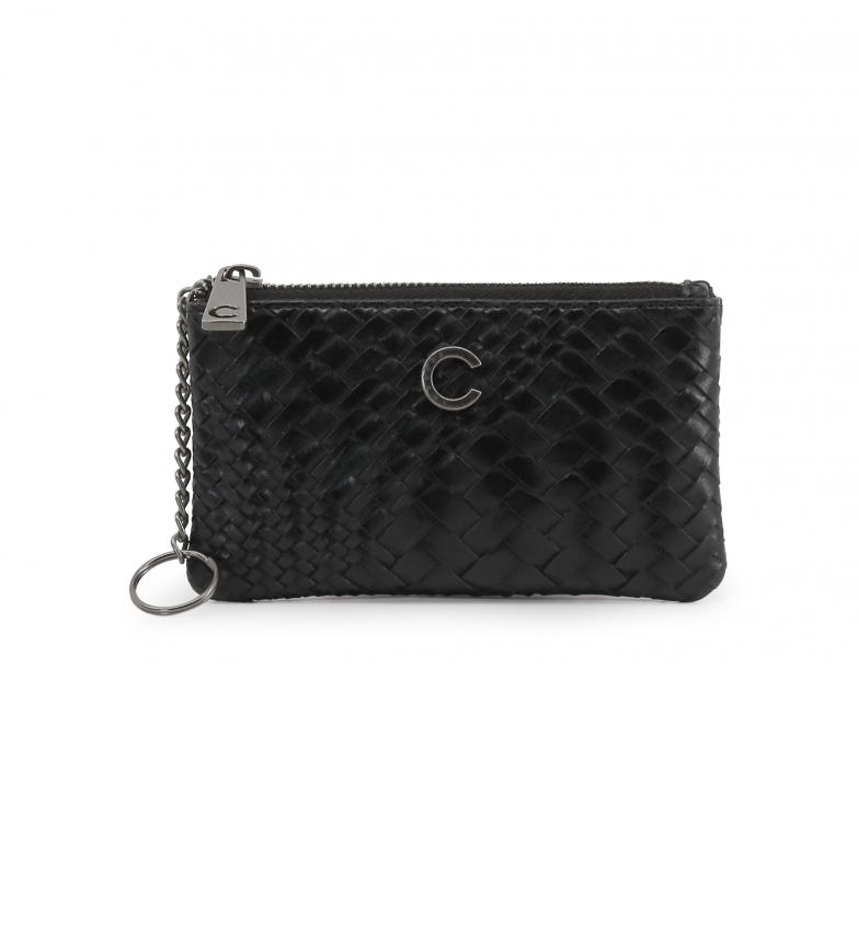 Comprar Carrera Jeans Braid Wallet CB4198 black -16,5x9,5x2