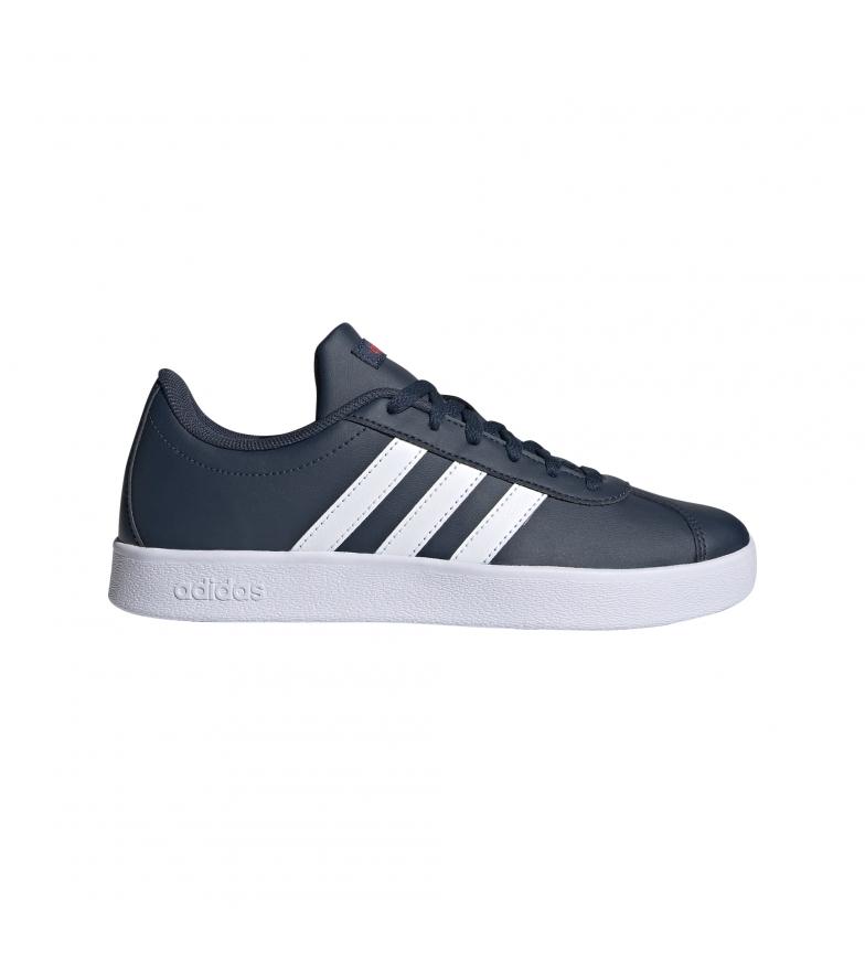 adidas Scarpe VL Court 2.0 Kids navy
